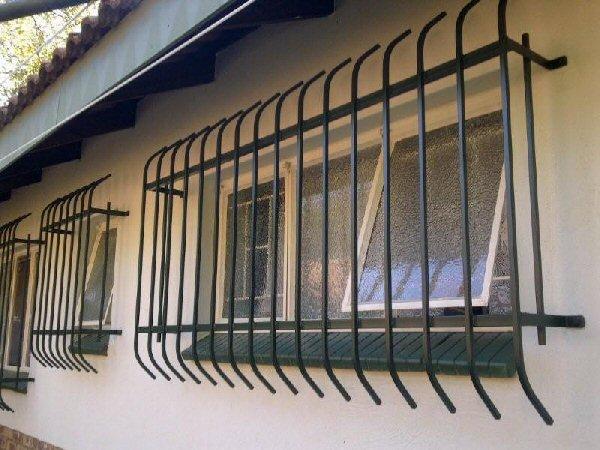 Burglar Bars Gallery Eb Staalwerke