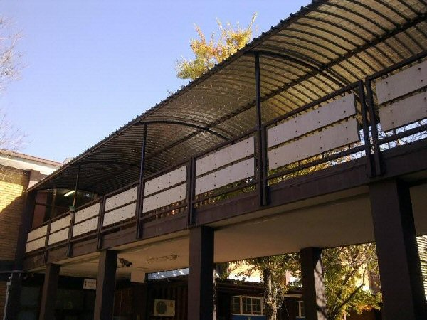 Carports And Roofs Products Pretoria Eb Staalwerke